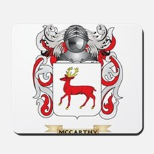 McCarthy Coat of Arms - Family Crest Mousepad