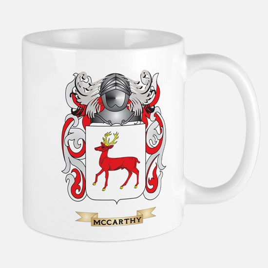 McCarthy Coat of Arms - Family Crest Mug