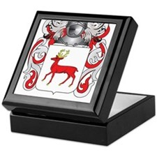 McCarthy Coat of Arms - Family Crest Keepsake Box