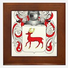 McCarthy Coat of Arms - Family Crest Framed Tile