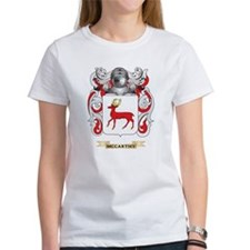 McCarthy Coat of Arms - Family Crest T-Shirt