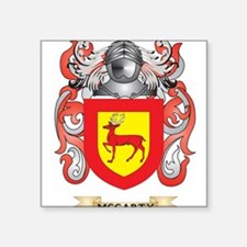 McCarty Coat of Arms - Family Crest Sticker