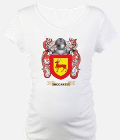 McCarty Coat of Arms - Family Crest Shirt