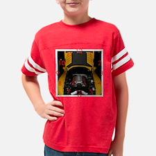 clockviper Youth Football Shirt