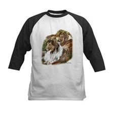 Rough Collie Art Gifts Tee