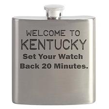 welcome to kentucky Flask