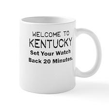 welcome to kentucky Mug