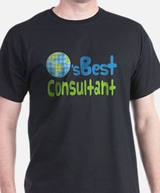 Earths Best Consultant T-Shirt