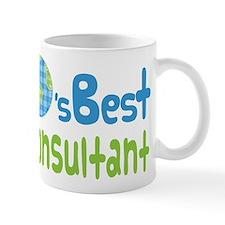 Earths Best Consultant Mug