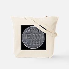 """Vintage Romania"" Tote Bag"