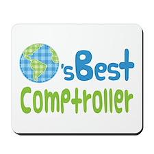 Earths Best Comptroller Mousepad