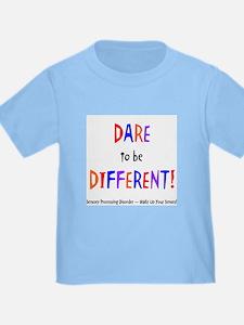 Dare To Be Different (Multi)T