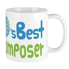 Earths Best Composer Small Mugs