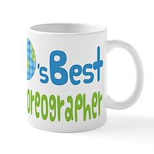 Earths Best Choreographer Small Mug