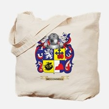 McConnell Coat of Arms - Family Crest Tote Bag
