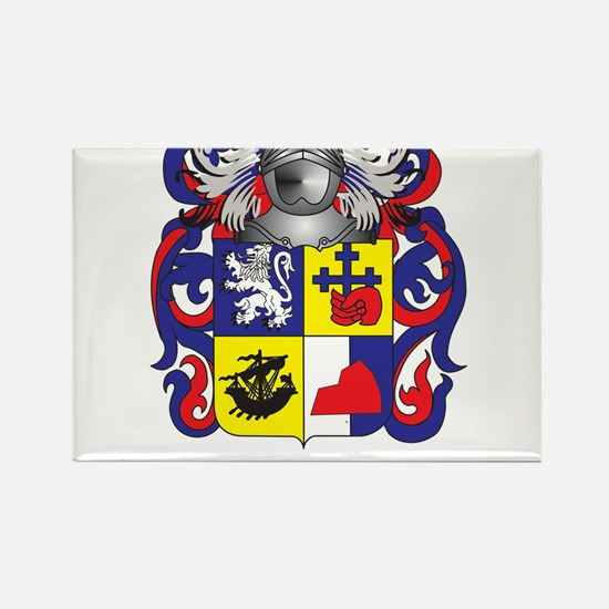 McConnell Coat of Arms - Family Crest Rectangle Ma