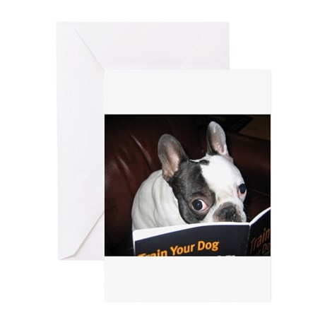 Train Your Dog Greeting Cards (Pk of 10)