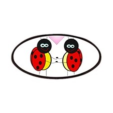 Cartoon Love Bugs Patches