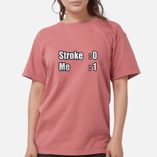 Cute Stroke Womens Comfort Colors Shirt