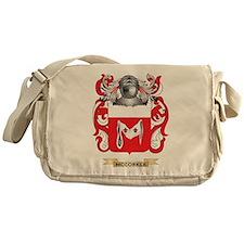 McCorkle Coat of Arms - Family Crest Messenger Bag