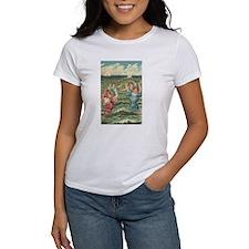 Victorian Beach Ball T-Shirt