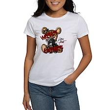 Gas Masks & Teddy Bears Tee