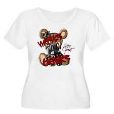 Gas Masks & T T-Shirt