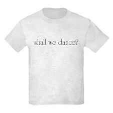 shall we dance? T-Shirt