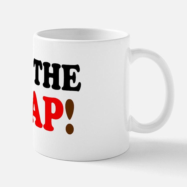 CUT THE CRAP! Small Mug