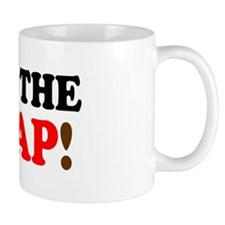 CUT THE CRAP! Small Mug