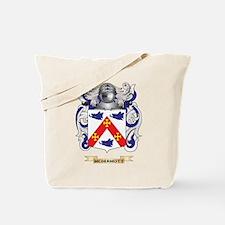 McDermott Coat of Arms - Family Crest Tote Bag