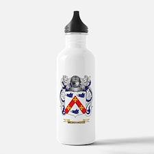 McDermott Coat of Arms - Family Crest Water Bottle