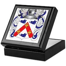 McDermott Coat of Arms - Family Crest Keepsake Box
