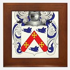 McDermott Coat of Arms - Family Crest Framed Tile