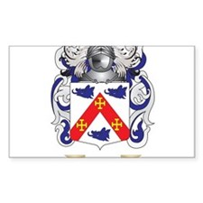 McDermott Coat of Arms - Family Crest Decal