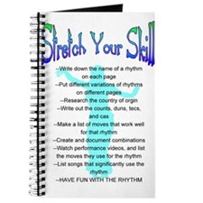 Stretch Your Skill Journal