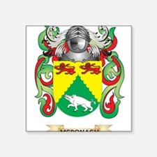 McDonagh Coat of Arms - Family Crest Sticker