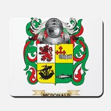 McDonald-(Slate) Coat of Arms - Family Crest Mouse