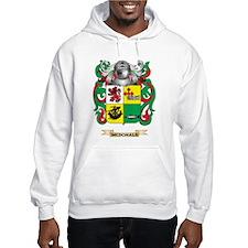 McDonald-(Slate) Coat of Arms - Family Crest Hoodi