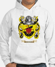 McDonald Coat of Arms - Family Crest Hoodie