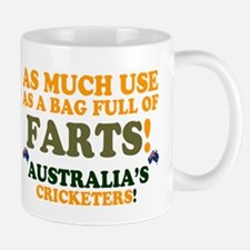 AUSTRALIA - AS MUCH USE AS A BAG FULL OF FARTS Sma
