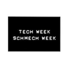 Tech Week Magnet