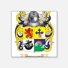 McDonnell Coat of Arms - Family Crest Sticker