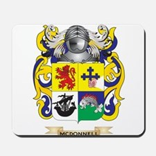 McDonnell Coat of Arms - Family Crest Mousepad