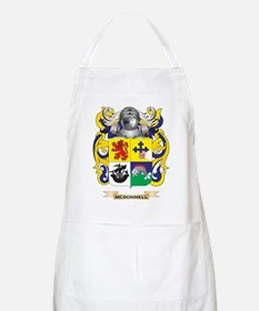 McDonnell Coat of Arms - Family Crest Apron