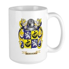 McDougall Coat of Arms - Family Crest Mug