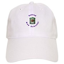 Retired Mad Scientist Baseball Cap