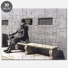 Eleanor Rigby Statue Puzzle