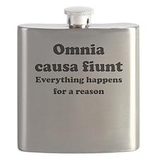 Omnia causa fiunt Flask