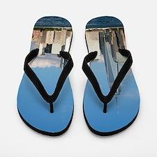 New! New York City USA - Pro Photo Flip Flops